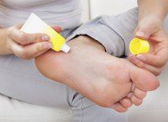 A diabéteszes láb ápolása